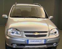 ...автосалоне в Москве может быть представлена модернизированная Chevrolet...