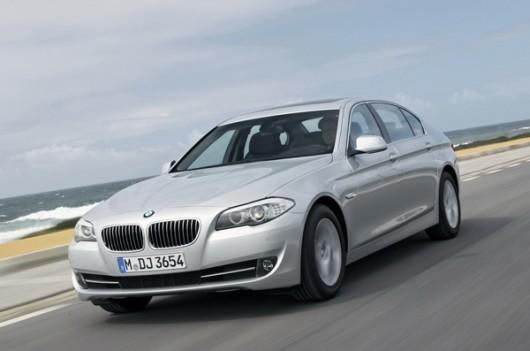 автомобиль BMW 5 LWB фото