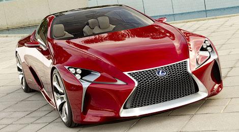 фото Lexus LF-LC