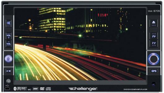 цена на автомагнитолу Challenger DVA-9705