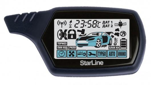 система охраны StarLine A91 Dialog